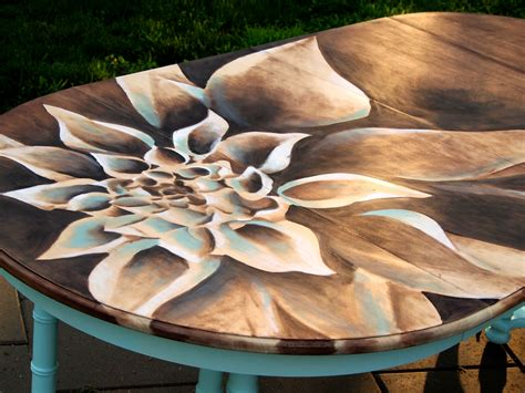 Stain Wood Painting