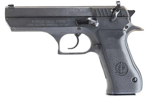 Desert-Eagle Stainless Baby Desert Eagle 9mm For Sale.