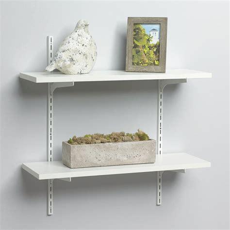 Standard and Bracket Decorative Shelf Kit