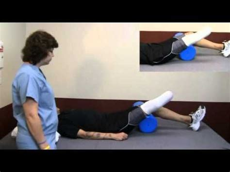 standing hip extension stretch amputee halloween costume