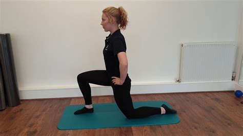 standing hip flexor stretch exercises youtube piyo