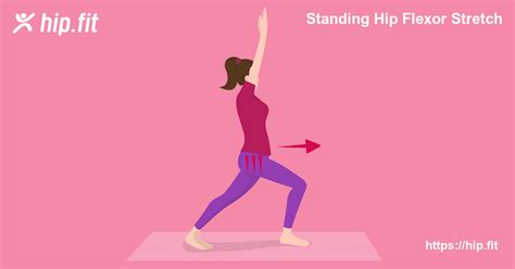 standing hip flexor stretch instructions for 1040a 2016 booklet