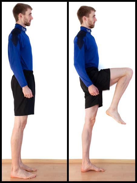 standing hip flexor tests