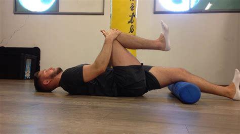 standing hip flexor tests for ovarian ca
