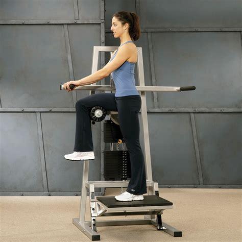 standing hip machine