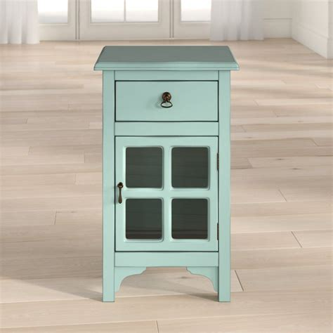 Starboard 1 Drawer Accent Cabinet