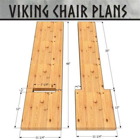 Stargazer Chair Plans