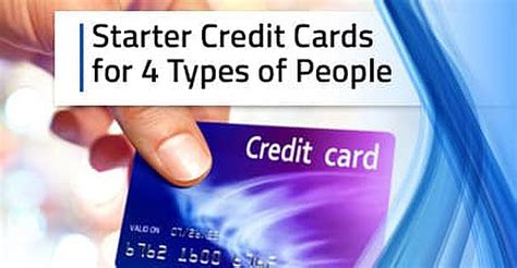 Starter Credit Cards With Low Apr 10 Best Starter Credit Cards For 4 Types Of People 2017