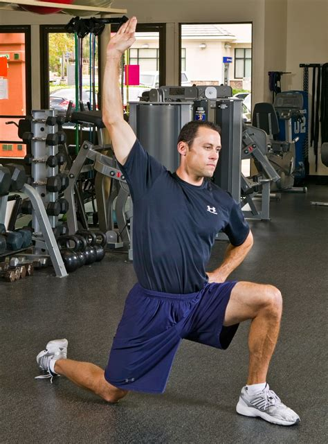static kneeling hip flexor stretches