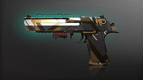 Desert-Eagle Stattrak Desert Eagle Bronze Deco.