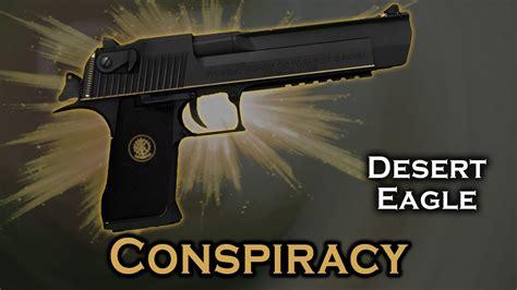 Desert-Eagle Stattrak Desert Eagle Conspiracy Fn.