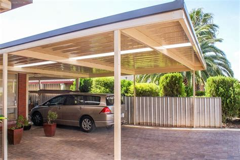 Steel Carport Design