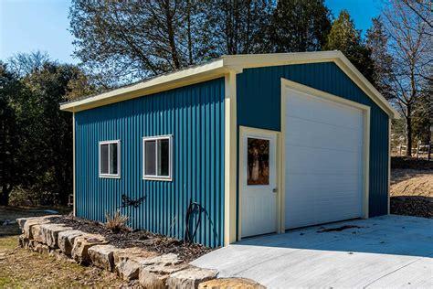Steel Garage Designs