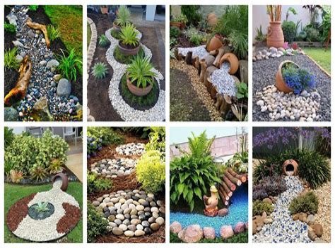 Steine Für Gartengestaltung