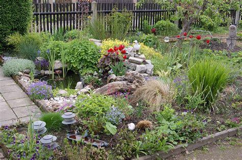 Steingarten Anlegen Beste Jahreszeit