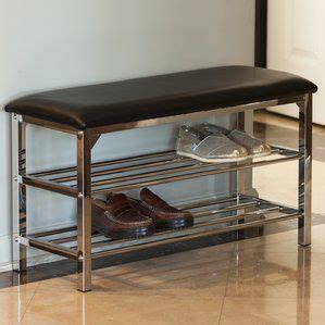 Stellarton Upholstered Storage Bench