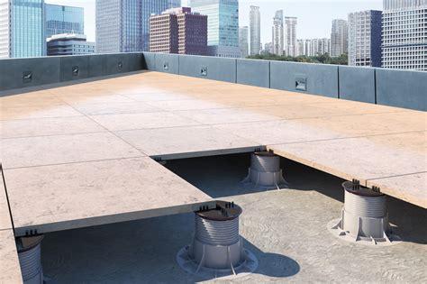 Stelzlager Terrassenplatten