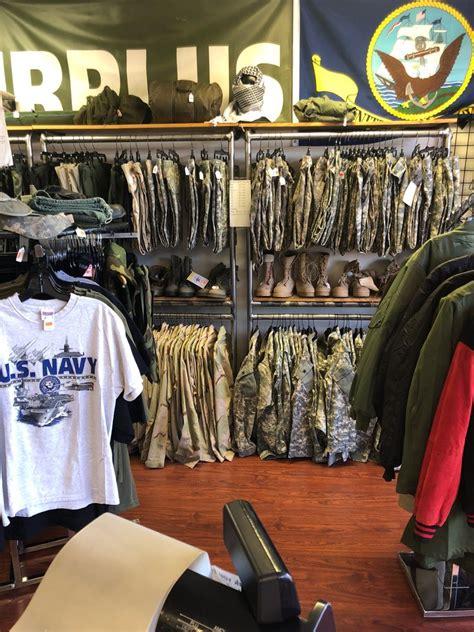Army-Surplus Steves Army Surplus Reno Nv.