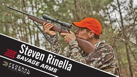 Savage-Arms Steven Rinella Savage Arms.