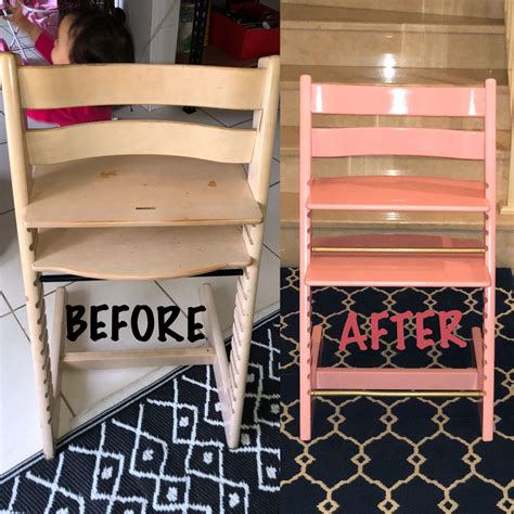 Stokke High Chair Diy