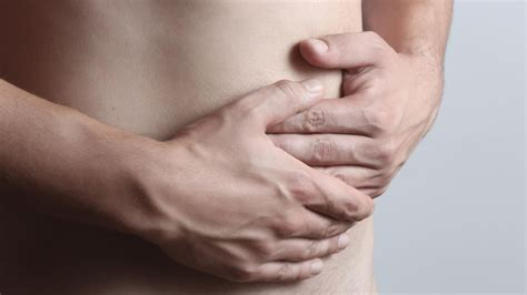 stomach pain left hand side under rib cage