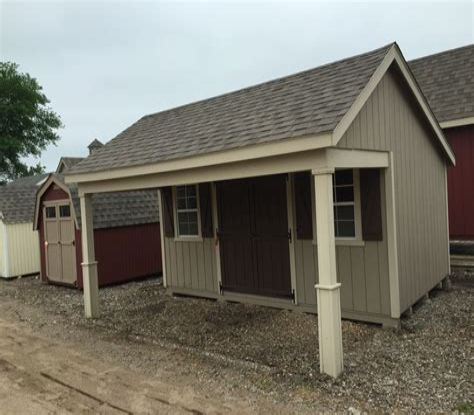 Storage Building Plans 12x16
