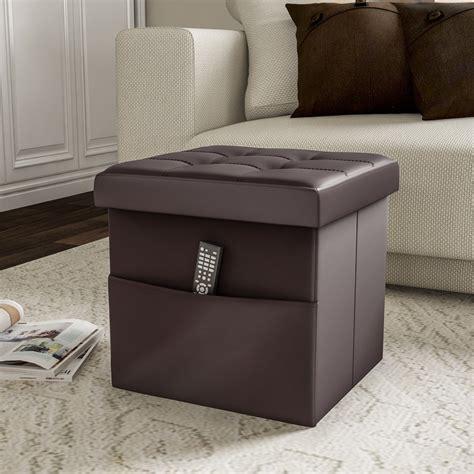Storage Cube Ottoman Plans