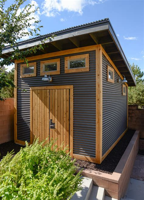 Storage Shed Design And Construction