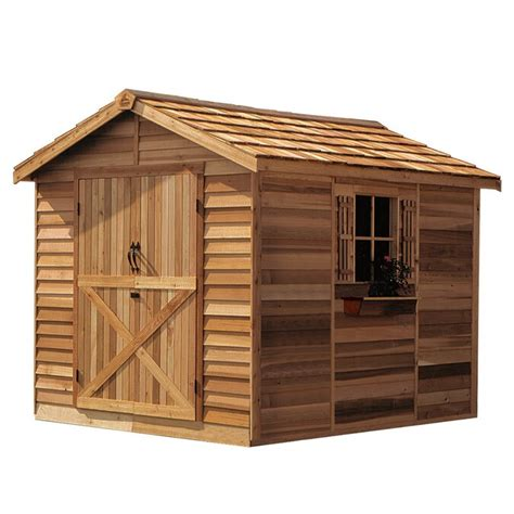 Storage Sheds For Sale Lowes