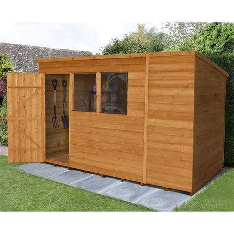 Storage Sheds Wood