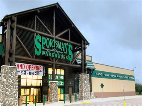 Gunkeyword Store Hours For Sportsmans Warehouse.