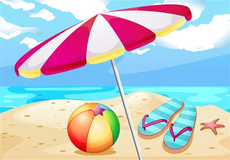 Strand Clipart Startseite Design Bilder