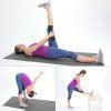 stretch hip flexors while standing tumblr transparents png