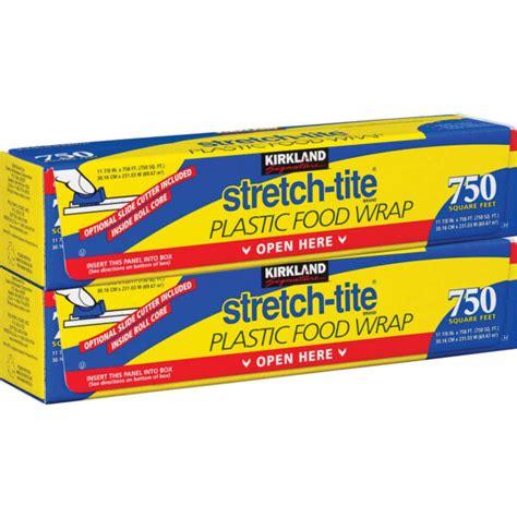 stretch tight plastic wrap 2500 grams =