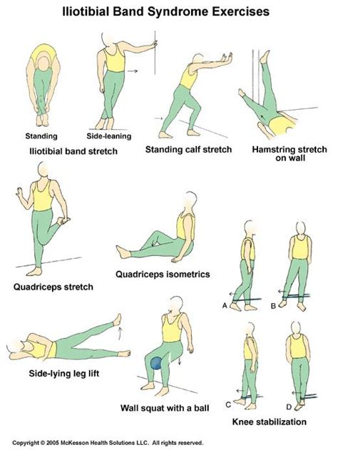 stretching for hip pain with image collage with one big outlet