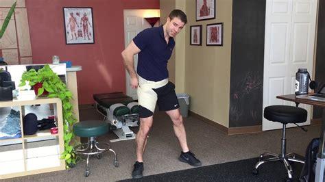 stretching hip flexor injury wrap for pets