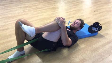 stretching hip flexor vs capsule sizes 0000