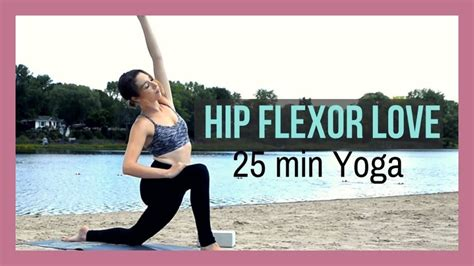stretching hip flexors yoga with adrienne 30 day challenge