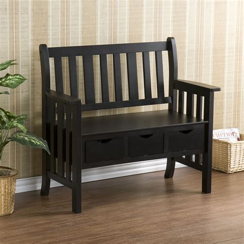 Stuart Storage Bench