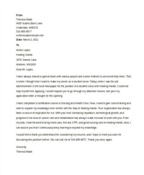 Cover Letter Nurse Cover Letter  Cover Letter Lpn Rn  Bitwin co  Cover Alib
