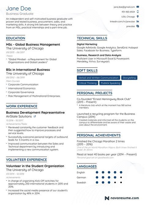 customer service resume summary examples