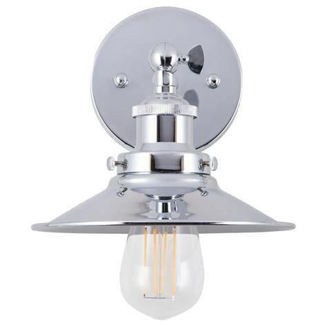 Sturgill 1-Light LED Armed Sconce