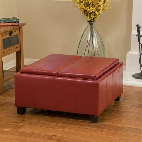 Suber Cocktail Ottoman