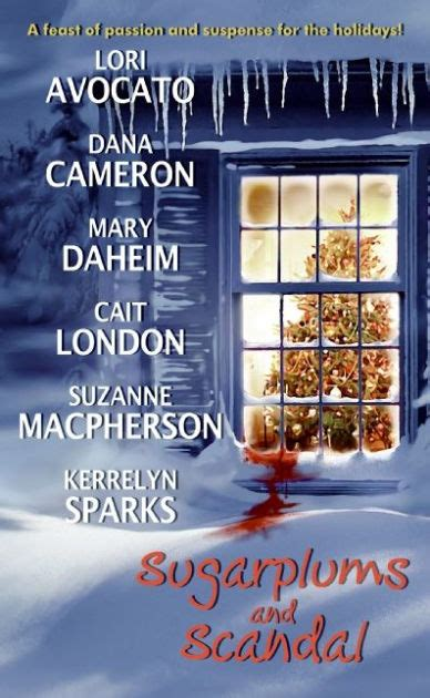 Read Books Sugarplums and Scandal  (Love at Stake #2.5; Bed-and-Breakfast Mysteries #22.5) Online