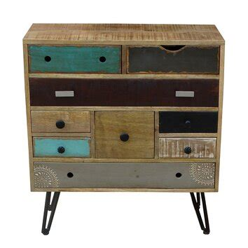 Suman 9 Drawer Accent Chest