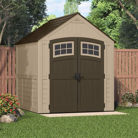Suncast Sutton Resin Storage Shed