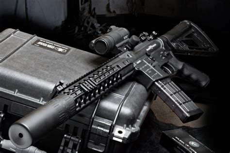Wilson-Combat Suppressor For Ar 15 Wilson Combat.