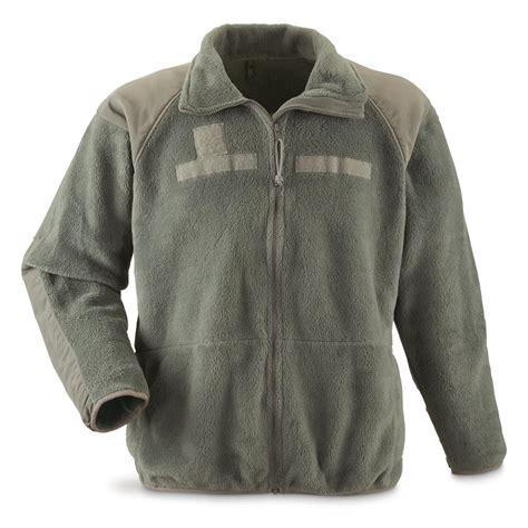 Army-Surplus Surplus Army Jacket Fleece