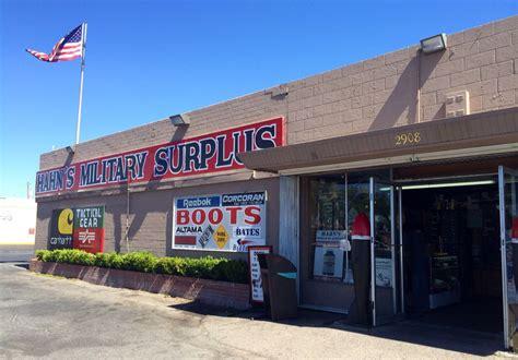 Army-Surplus Surplus Army Las Vegas.
