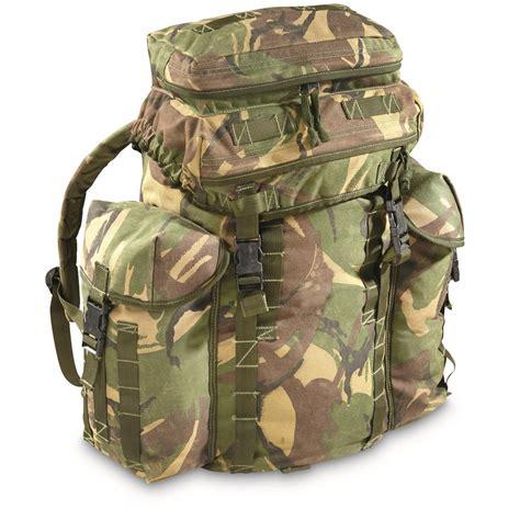 Army-Surplus Surplus Army Ruck Sack.